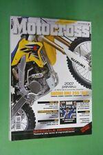 MOTOCROSS 7 LUGLIO 2006 KTM EXC 250/SX 450 F/SCORPA SY 250 F/SHERCO 3.2/MONTESA