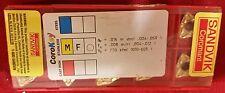 WNMG 332-MF  1025 Carbide Turning Insert, WNMG 332-MF 1025, Pack of 10