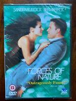Forces De Nature DVD 1999 Comédie Romantique Film Largeur / Sandra Bullock + Ben