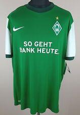 SV Werder Bremen 2009/2010 NIKE Home Football Shirt Men's Size 2XL Peter #50