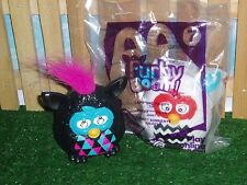 BURGERKING FURBY FIGURES WITH ANIMATED EYES - LOT OF TWO