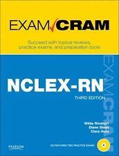 NCLEX-RN Exam Cram 3rd Edition