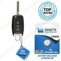 Remote For 2014 2015 Kia Sorento Keyless Entry Car Key Fob