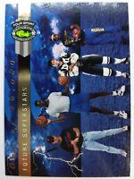 1992 92 Classic Four Sport Future Superstars Shaquille O'Neal RC #LP15, #'d 46K