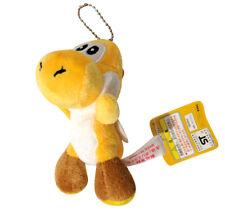"Super Mario Yoshi Keychain 4.5"" Plush Toy (Yellow)"