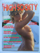 High Society D 7/1986, Falco, Samantha Fox, Dolly Dollar, Elvis, Ingrid Steeger