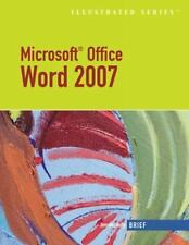 Microsoft Office Word 2007: Illustrated-ExLibrary