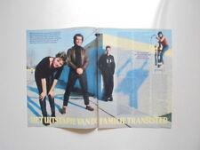 Transister Robert Jan Stips clippings Holland Dutch Mars bar Levis shoes ads