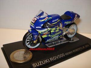 MOTO SUZUKI RGV 500 N° 2 KENNY ROBERTS JR. 2000 au 1/24°