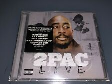 CD: 2PAC - Live (2004 Death Row Records)