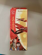 NETFLIX HAPE THE LITTLE PRINCE ADVENTURE PLANE IT REALLY FLIES BRAND NEW IN BOX!
