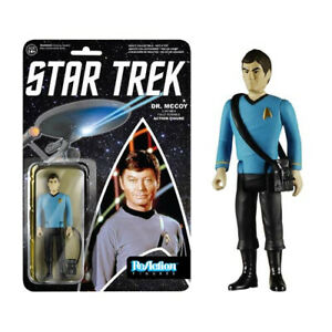 Funko Super 7 - Star Trek ReAction Figure - BONES - New in package