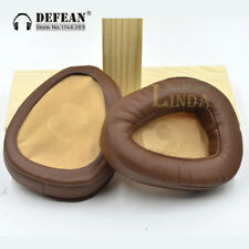 Replacement Brown Ear Pads Earpads cushion for Skullcandy Aviator 2.0 Headphones