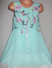 Butterfly Party Dresses (2-16 Years) for Girls