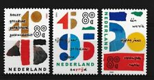 Nederland - 1995 - NVPH 1643-45 - Postfris - KN549