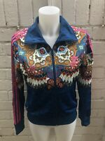 Womens Adidas Originals Borbomix FB Track Top Size 12 UK 38E Fire Bird Jacket