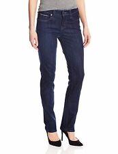 Levis Mid Rise Skinny Jeans Womens Levi's Five Pocket Cotton Blend Stretch Denim
