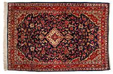 Teppich Malayer ca. 140x225 cm   Rot   Schurwolle   handgeknüpft