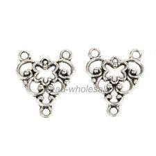 Wholesale 10pcs Earring Connectors Findings For DIY Jewelry