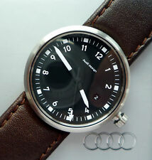 Audi AG 40 Years Anniversary Circle Sinn Design Business Sport Classic Watch
