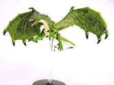 D&d icons of the Realms - #031 Green Dragon-Large Figure-Tyranny of Dragons