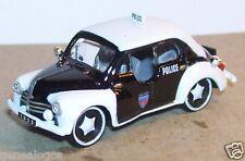 UNIVERSAL HOBBIES UH idem NOREV METAL HO 1/87 RENAULT 4CV POLICE PIE 1955