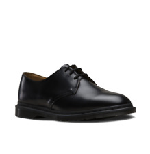 Dr. Martens ARCHIE II POLISHED SMOOTH Casual Shoes Black UK3-7 25009001