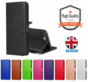 Book Case for Samsung A11 A10 A10s A41 A21 Wallet Cover Leather Look Quick Del