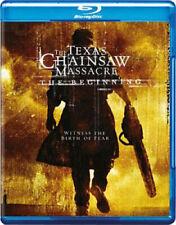 Texas Chainsaw Massacre Beginning 0883929342587 With Jordana Brewster Blu-ray