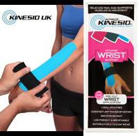 KINESIO-Pre-Cut Tape Kinesiology - Knee * Shoulder * Wrist * Foot * Back * Neck