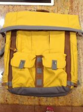 """NWT TIMBERLAND BACKPACK 32L WATERPROOF NARIC WHEAT COLOR HOLD 15"""" LAPTOP LARGE"""