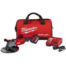 "Milwaukee 2785-21HD M18 FUEL Brushless 7"" / 9"" Large Angle Grinder Kit New"