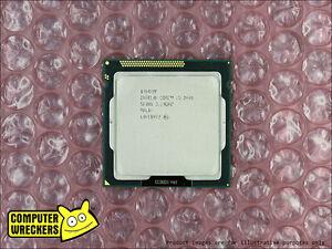 INTEL QUAD CORE i5-2400 3.10GHz SR00Q PC DESKTOP COMPUTER CPU SOCKET LGA1155