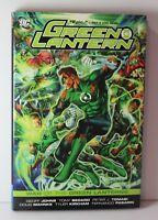 Green Lantern War of the Green Lanterns DC COMICS Hardcover HC Book