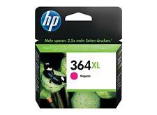 Original HP 364XL Magenta x  5 Photosmart 5524/5525 Expired Inks - Fully Boxed