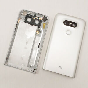 Silver Original Battery Cover Plate Fits LG G5 H850 H858