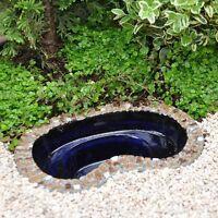 Miniature Fairy Garden Garden Pond, Small, New, Free Shipping