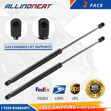 2pcs Rear Hatch Hatchback Gas Charged Lift Support For Toyota Yaris 2007-2011
