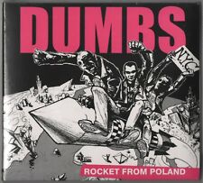 Dumbs ‎– Rocket From Poland (CD 2008) SEALED NEW Ramones Covers Rocket To Russia