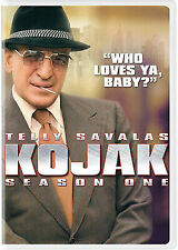Kojak: Season One, (DVD)