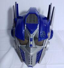 Transformer Optimus Prime Helmet Mask Talking & Voice Changer Hasbro 2006 Cool