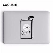 Caja De Jugo Divertido Etiqueta de vinilo Laptop para Macbook Air 13 Pegatina Pro Retina 1
