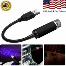Ceiling Projector Star Light USB Night Romantic Atmosphere Light Car & Home US