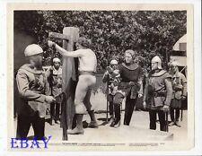 Louis Hayward man being whipped VINTAGE Photo Black Arrow