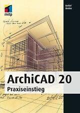 ArchiCAD 20-Detlef Use Ridder - 9783958451544 sin gastos de envío