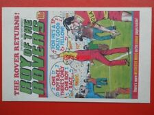 POSTCARD ROY OF THE ROVERS COMIC COVER 27 MARCH 1982