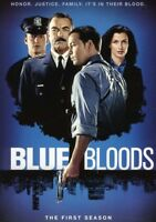 The Blue Bloods - Blue Bloods: The First Season [New DVD] Slipsleeve Packaging,