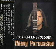 Torben Enevoldsen - Heavy Persuasion [New CD]