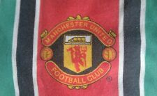 Vintage Manchester United Football Club LIGHTWEIGHT Polycotton Fabric 90 x 65 cm