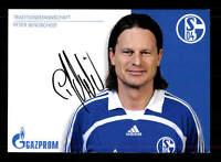 Peter Sendscheid Autogrammkarte FC Schalke 04 Original Signiert+A 143166
